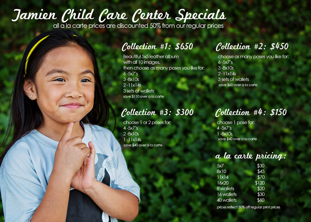 Tamien Child Care 2014